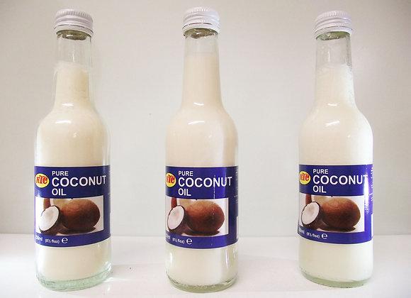 KTC Pure Coconut Oil 250ml
