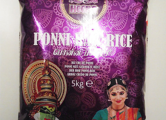 Heera Ponni Raw Rice 5 Kilo