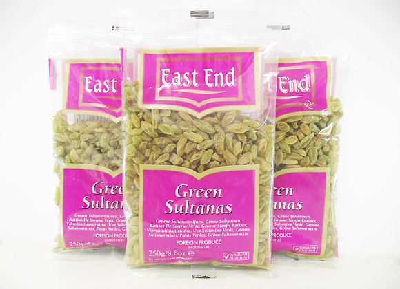 East End Green Sultans 250g