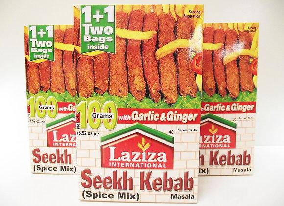 Laziza Seekh Kebab Spice Mix