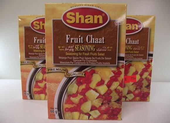 Shan Fruit Chaat