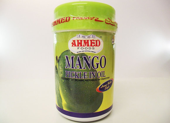 Ahmed Mango Pickle in Oil 1kg