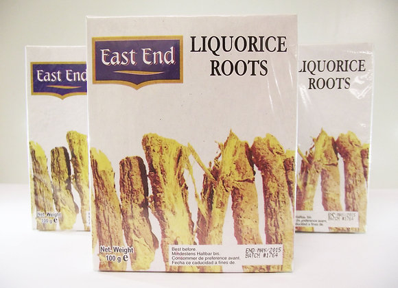 East End Liquorice Roots 100g