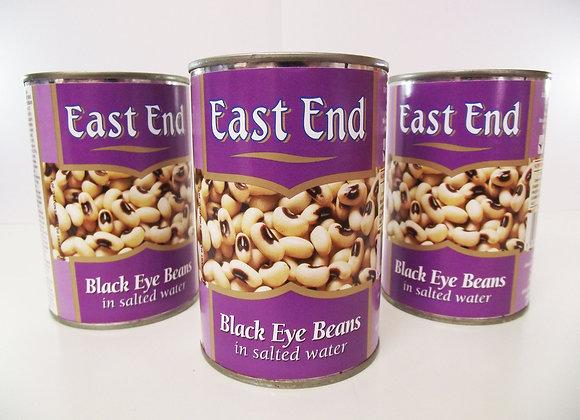 East End Black Eye Beans (in Salted Beans)