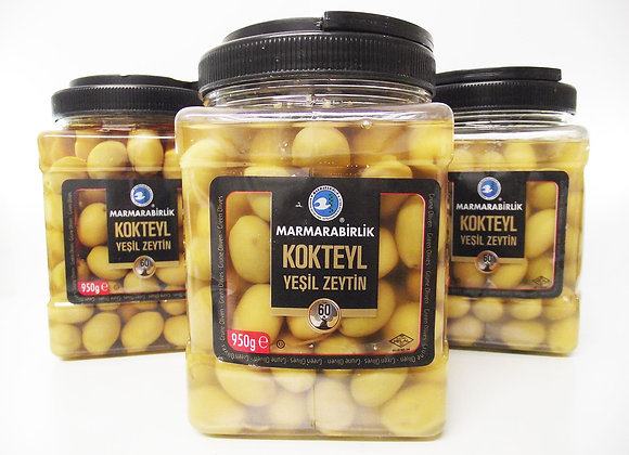 Marmarabirlik Kokteyl Yesil Zeytin (Green Olives)