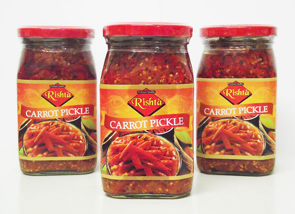 Rishta Carrot Pickle