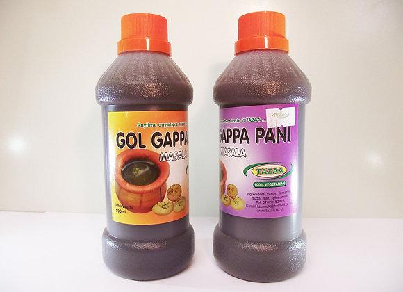 Tazaa Gol Gappa Pani Masala (Imli Water) 1 Litre