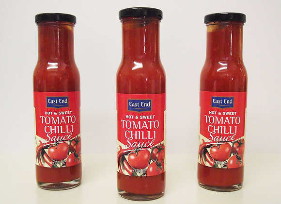 East End Hot & Sweet Tomato Chilli Sauce