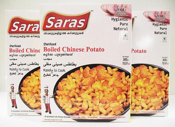 Saras Boiled Chinese Potato