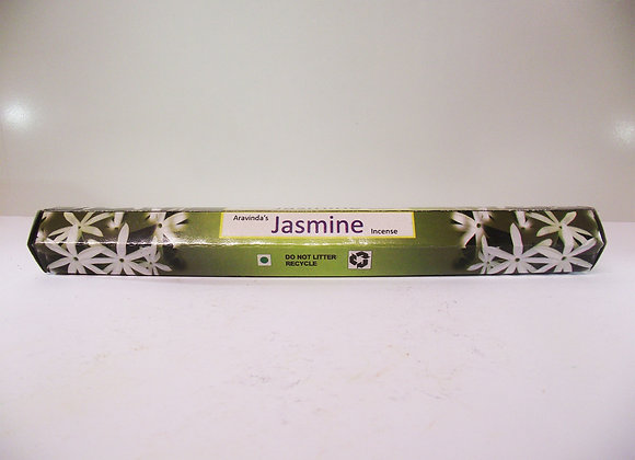 Aravinda's Jasmine Incense 35g
