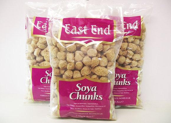 East End Soya Chunks