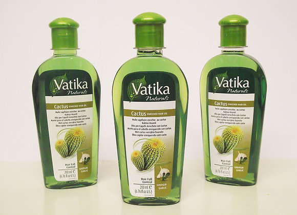 Vatika Cactus Enriched Hair Oil 200ml