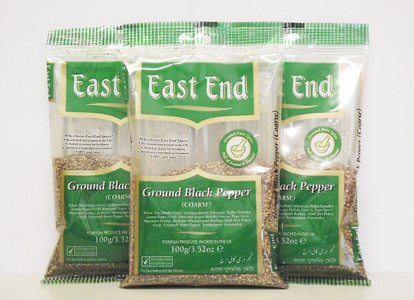 East End Black Pepper (Coarse) 100g