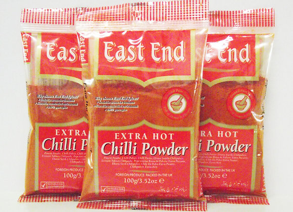 East End Extra Hot Chilli Powder 400g