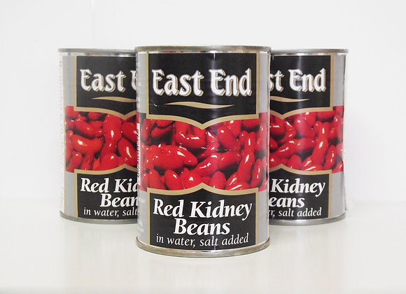 East End Red Kidney Beans (in Water, Salt Added)