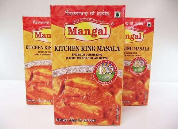Mangal Kitchen King Masala