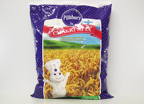 Pillsbury Atta Chakki Atta (Wholewheat) 5 Kilo