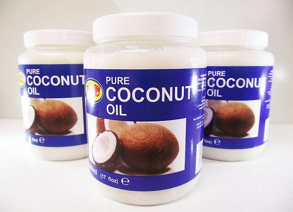 KTC Pure Coconut Oil 500ml