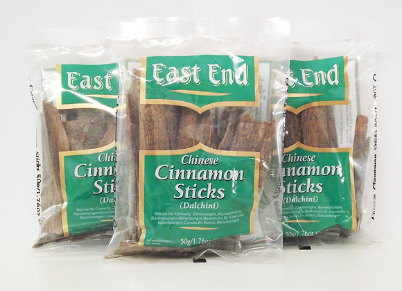 East End Chinese Cinnamon Sticks (Dalchini)