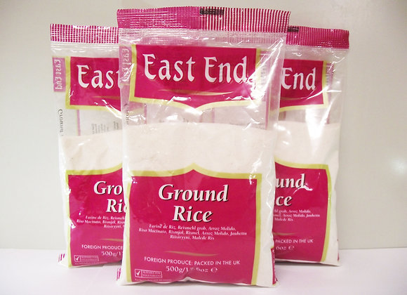 East End Ground Rice 1.5 Kilo