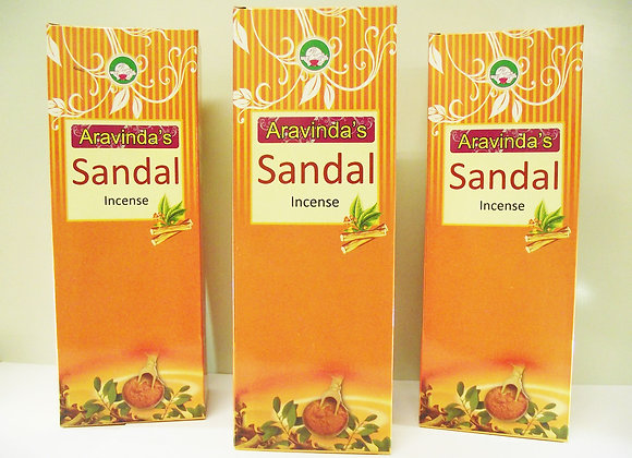 Aravinda's Sandal Wood Incense 185g