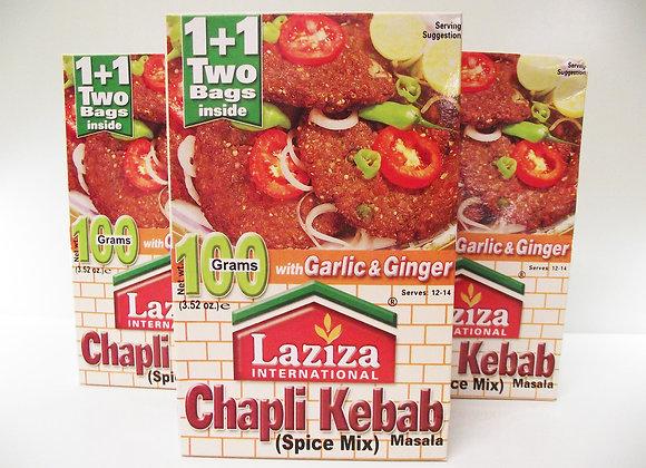 Laziza Chapli Kebab Masala