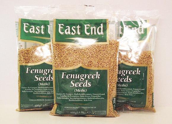 East End Fenugreek Seeds (Methi) 400g
