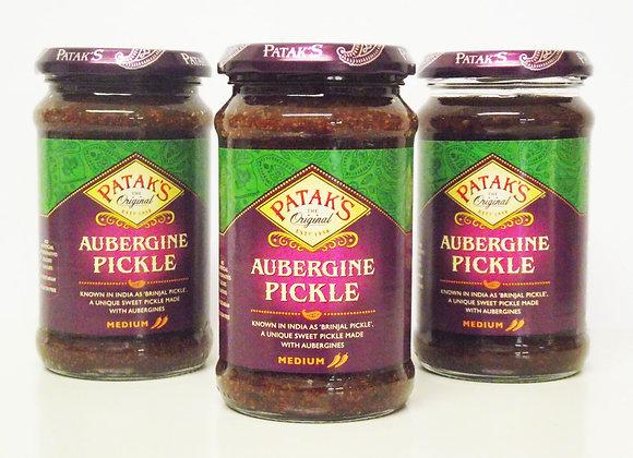 Patak's Brinjal Pickle (Medium)