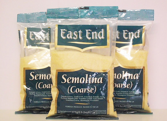 East End Semolina (Coarse) 375g