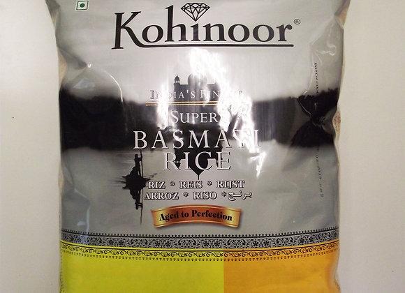 Kohinoor Basmati Rice 10kg
