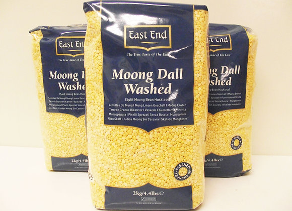East End Moong Dall (Washed) 2kg