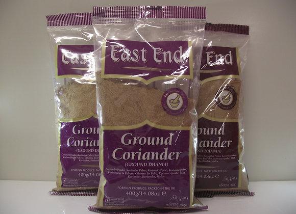 East End Ground Coriander 400g