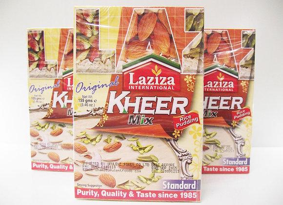 Laziza Kheer Rice Pudding Mix - Standard