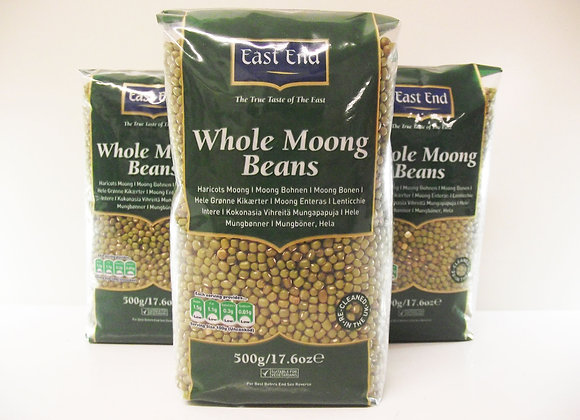 East End Moong Beans (Whole) 500g
