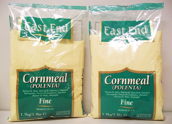 East End Cornmeal Fine 1.5kg