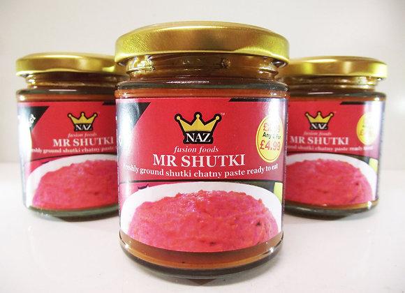 Mr Shutki (Ground Shutki Chutney Paste)