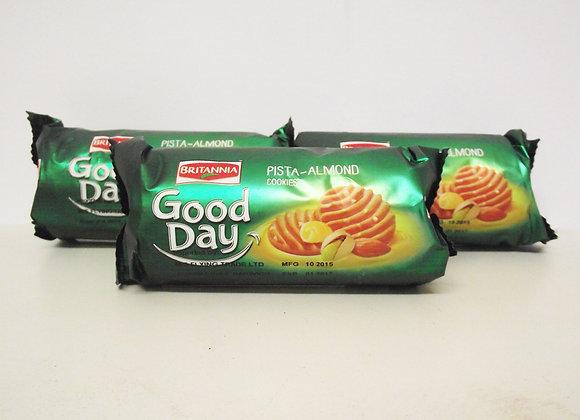 Britannia Pistachio And Almond Cookies