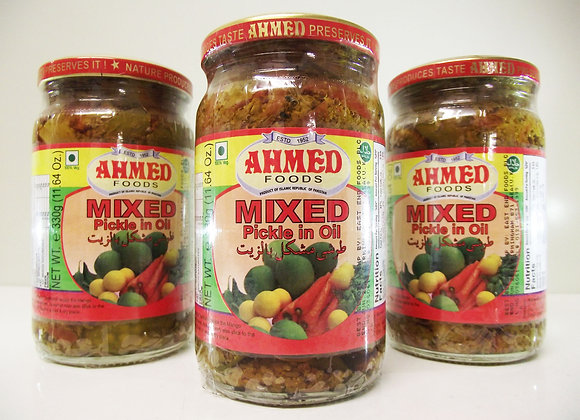 Ahmed Mixed (Pickle in Oil)
