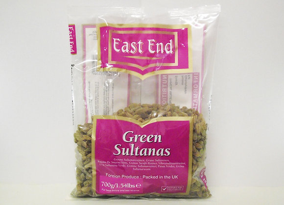 East End Green Sultans 700g