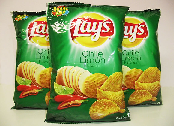 Lays Chile Limon