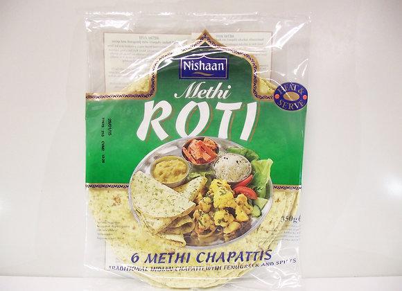 Nishaan Methi Roti