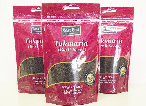 East End Tukmaria (Basil Seeds)