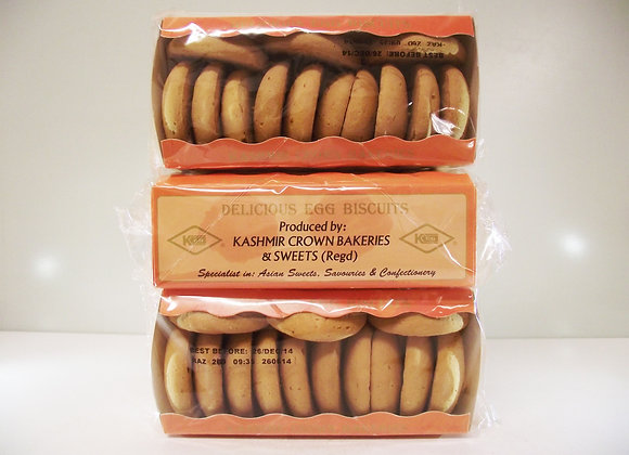 KCB Delicious Egg Biscuits