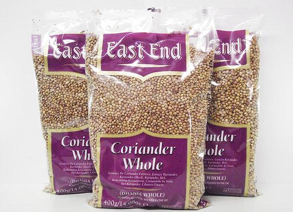 East End Coriander Whole (dhania whole)