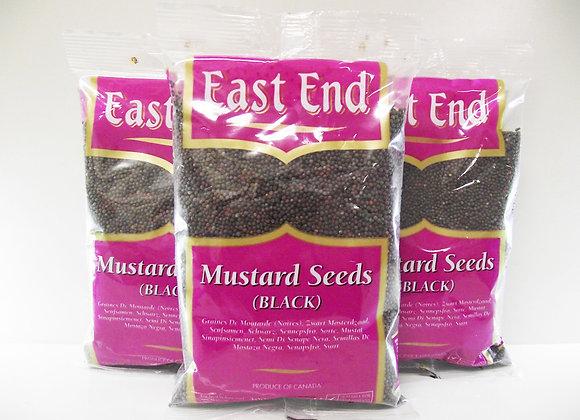 East End Mustard Seeds (Black) 400g