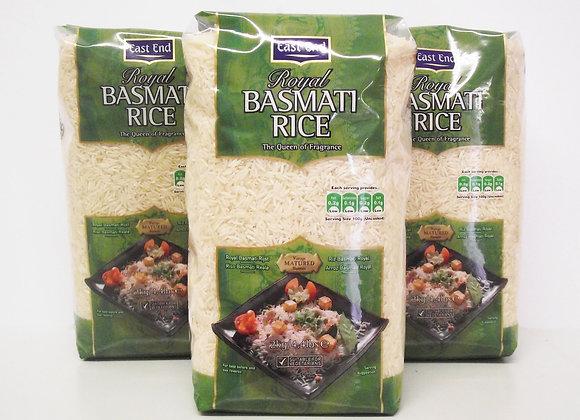 East End Royal Basmati Rice 5kg