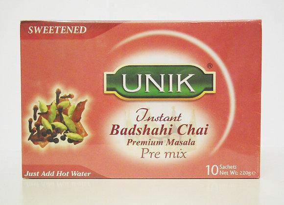 Unik Badshahi Chai Premium Masala Pre-Mix (10 Sachets)