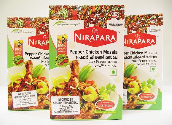 Nirapara Pepper Chicken Masala