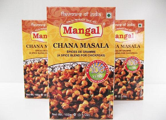 Mangal Chana Masala
