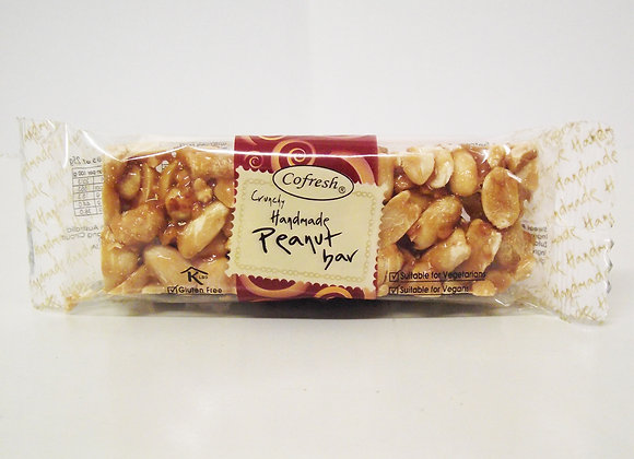 Cofresh Crunch Handmade peanut bar